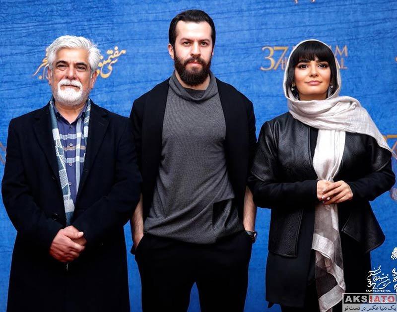 جشنواره فیلم فجر  لیندا کیانی در روز هفتم سی و هفتمین جشنواره فیلم فجر (6 عکس)