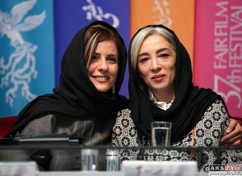 جشنواره فیلم فجر  پانته آ پناهی ها در روز ششم سی و هفتمین جشنواره فیلم فجر (۶ عکس)