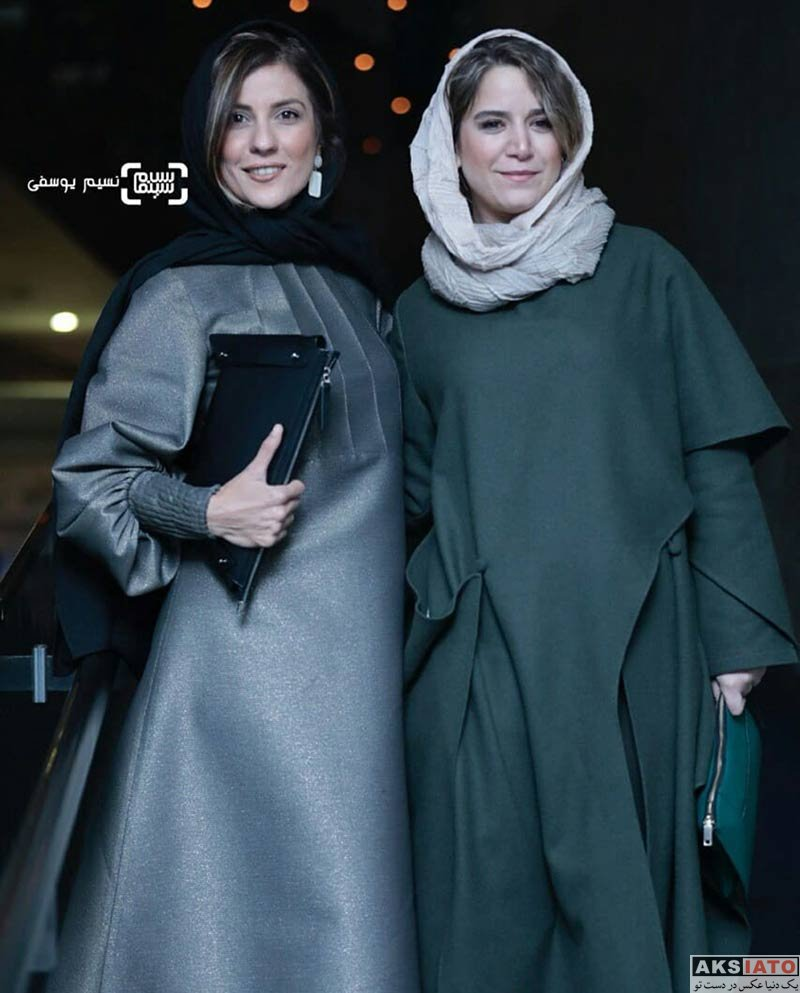 جشنواره فیلم فجر  سارا بهرامی در روز ششم سی و هفتمین جشنواره فیلم فجر (8 عکس)
