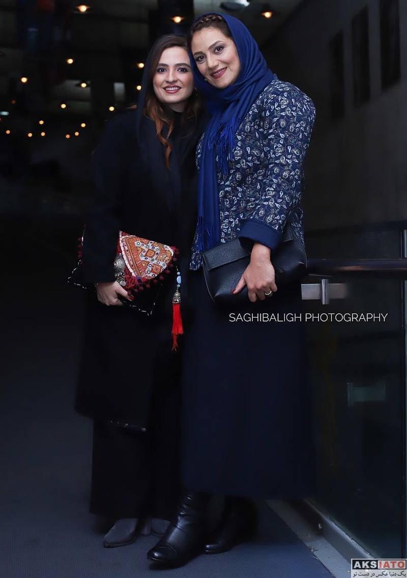جشنواره فیلم فجر  شبنم مقدمی در روز پنجم سی و هفتمین جشنواره فیلم فجر (6 عکس)