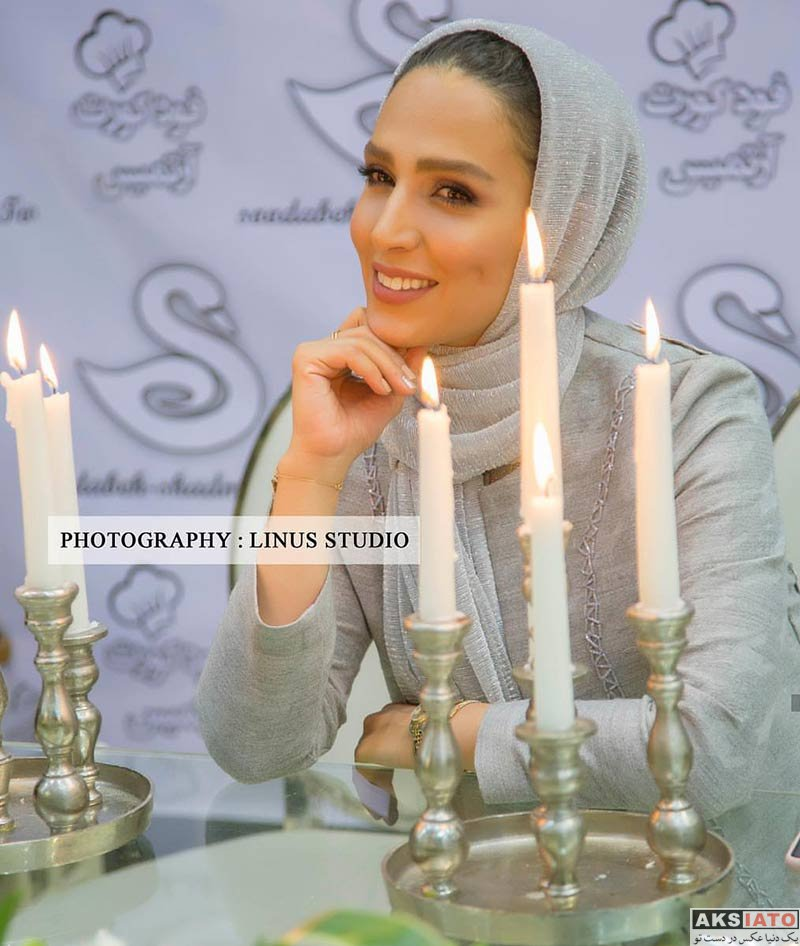 بازیگران بازیگران زن ایرانی جشن تولد ها  جشن تولد 33 سالگی سوگل طهماسبی (6 عکس)