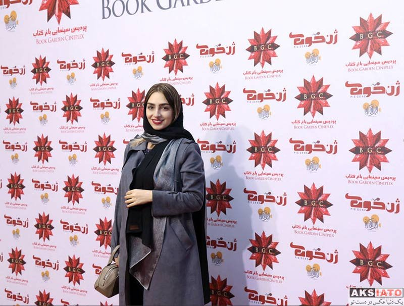 بازیگران بازیگران زن ایرانی  نهال دشتی در اکران خصوصی فیلم ژن خوک (4 عکس)