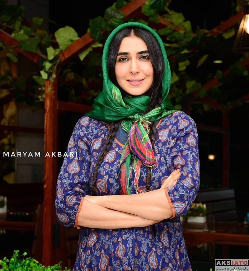 بازیگران بازیگران زن ایرانی  نسیم میرزاده در اکران خصوصی فیلم امیر (3 عکس)