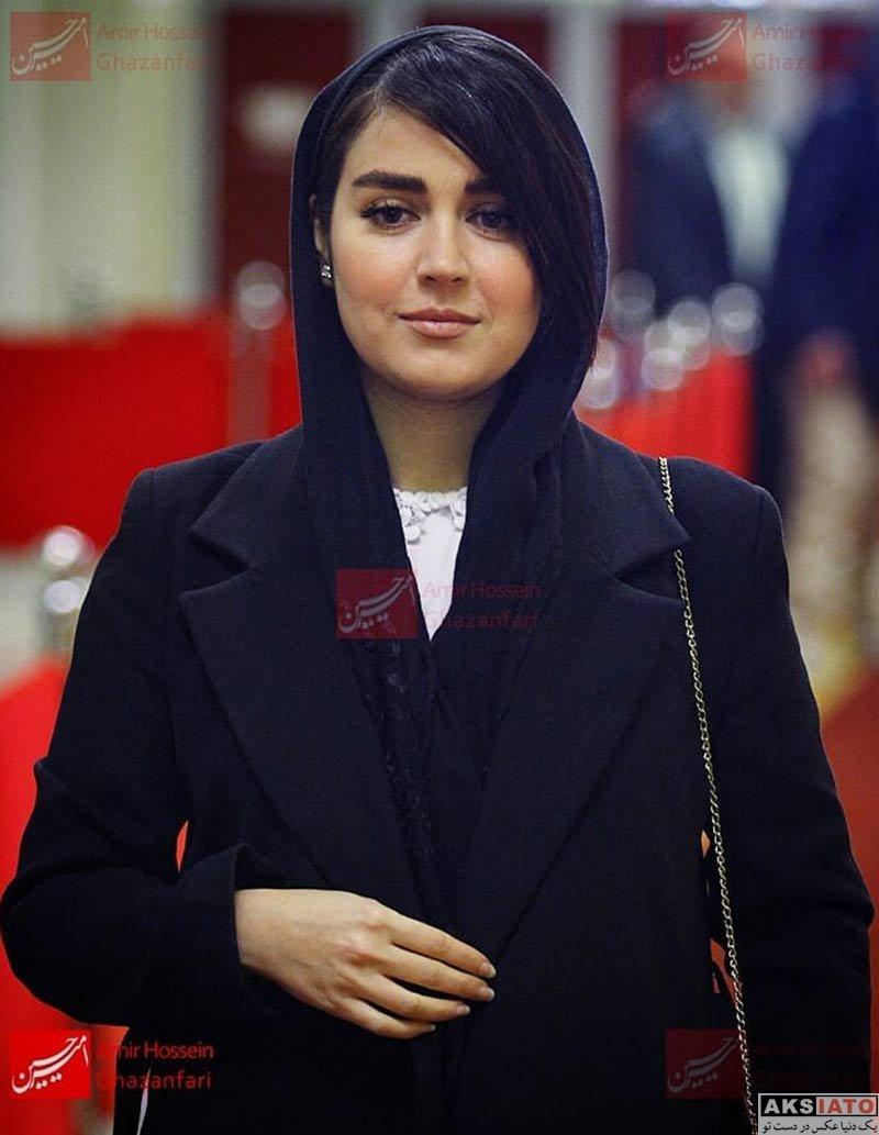 بازیگران بازیگران زن ایرانی  افسانه پاکرو در هشتمین جشن کانون کارگردانان (4 عکس)