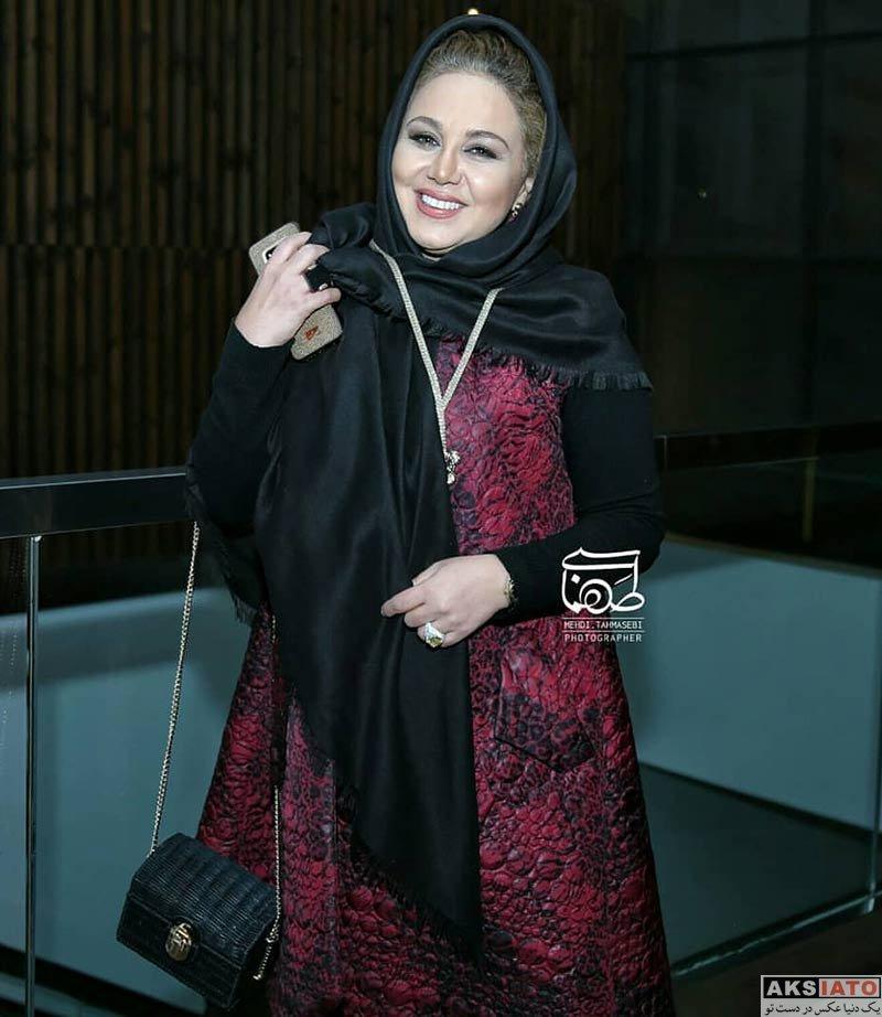 بازیگران بازیگران زن ایرانی  بهنوش بختیاری در اکران مردمی فیلم بهشت گمشده (4 عکس)