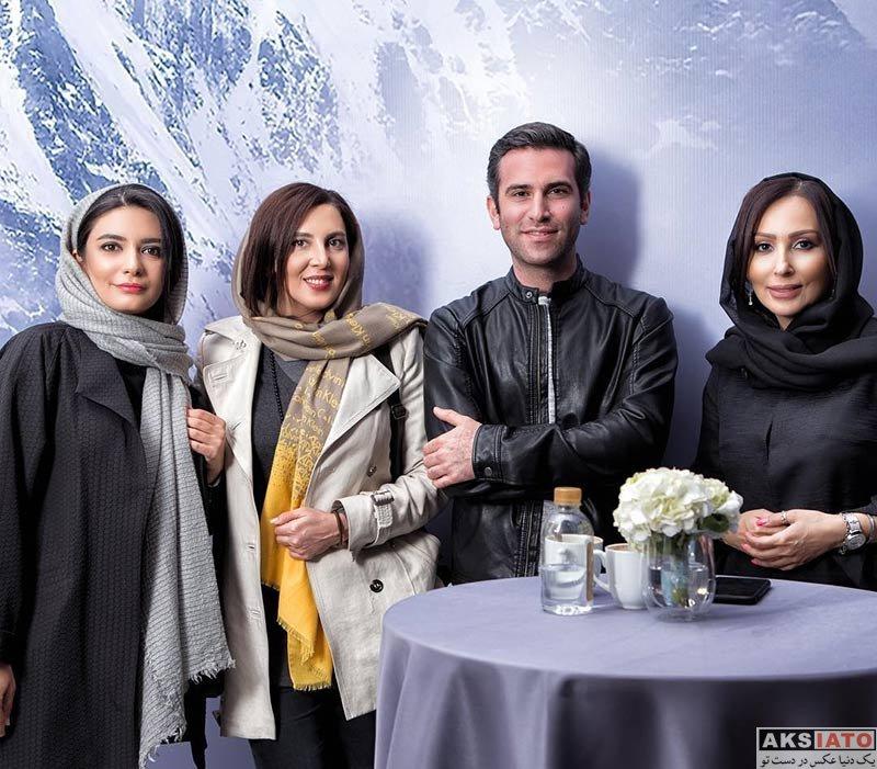 بازیگران بازیگران زن ایرانی  لیلا بلوکات در ایونت برند لاپریرری (۳ عکس)