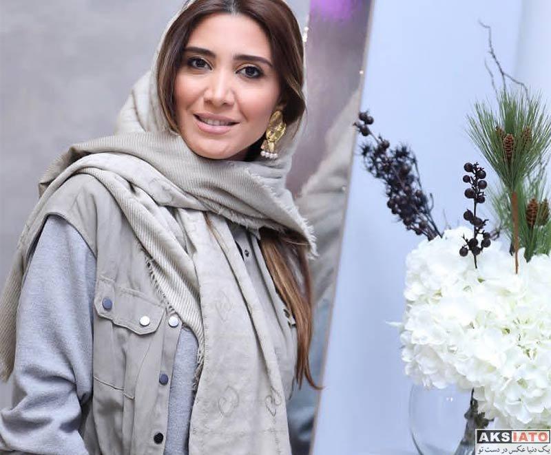 بازیگران بازیگران زن ایرانی  نیکی مظفری در ایونت برند لاپریرری (3 عکس)