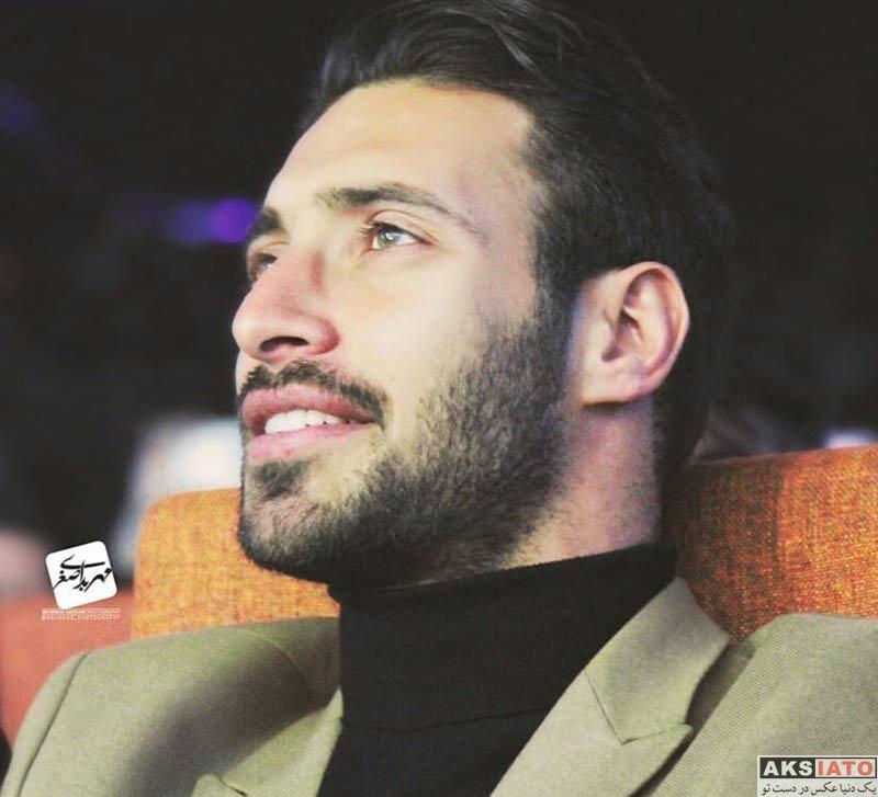 ورزشکاران ورزشکاران مرد  شجاع خلیل زاده در کنسرت محسن ابراهیم زاده (3 عکس)