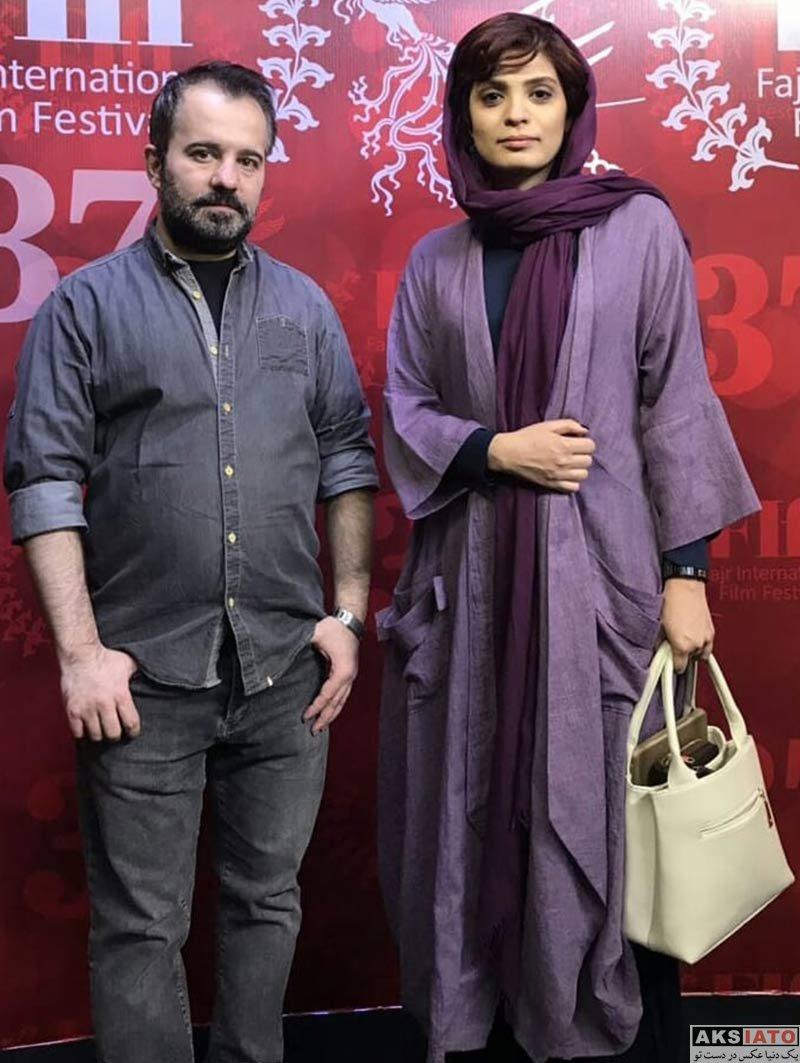 بازیگران جشنواره جهانی فیلم فجر  بهار کاتوزی در سی و هفتمین جشنواره جهانی فیلم فجر (۴ عکس)