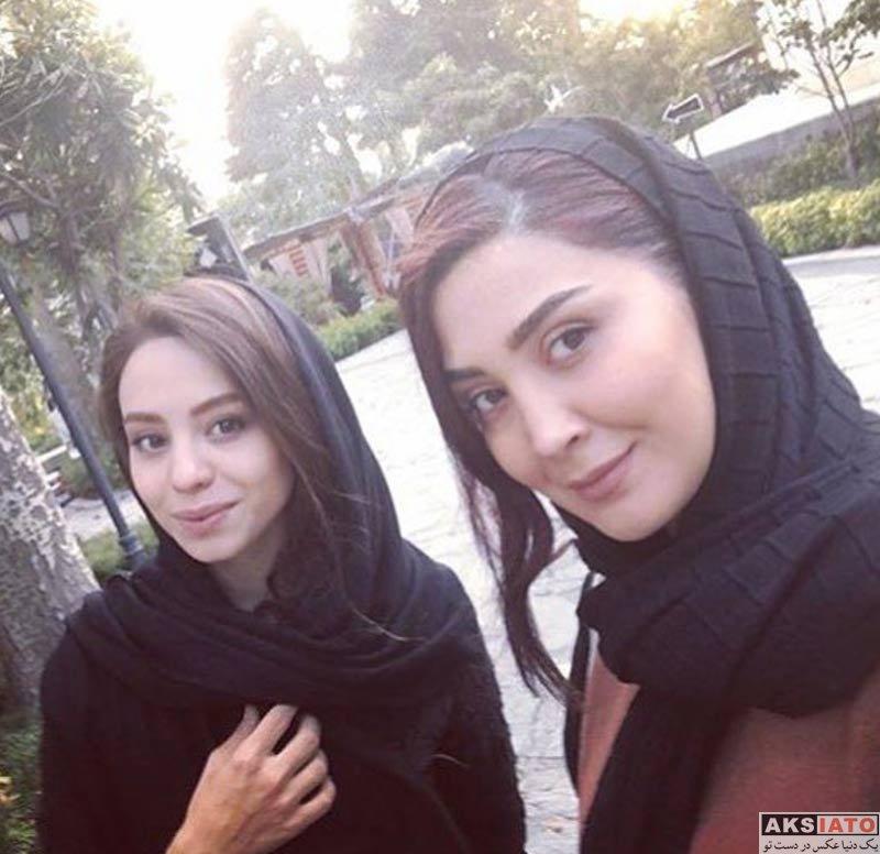 بازیگران بازیگران زن ایرانی  مریم شاه ولی بازیگر نقش نوا در سریال دنگ و فنگ روزگار (5 عکس)