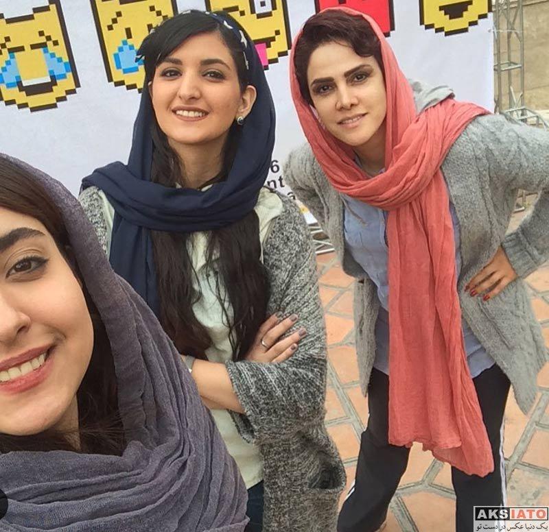 بازیگران بازیگران زن ایرانی  معصومه رحمانی بازیگر نقش ریحانه در سریال شرایط خاص (۸ عکس)