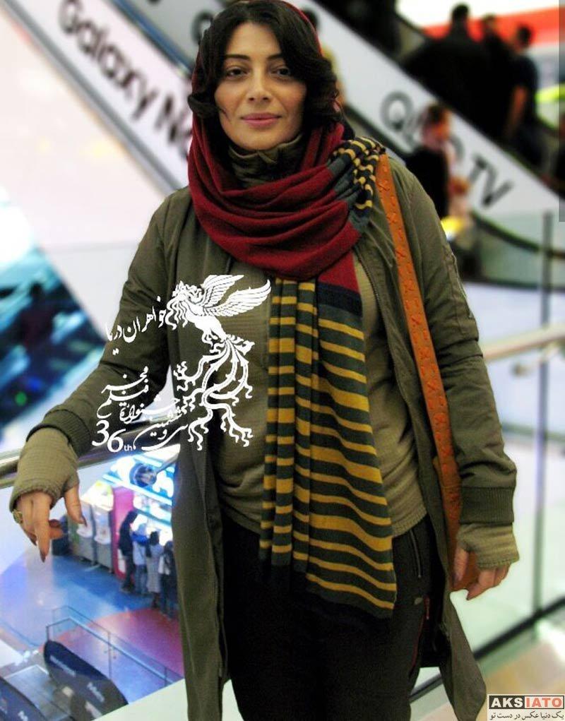 بازیگران بازیگران زن ایرانی  پانته آ مهدی نیا بازیگر نقش نغمه در سریال دنگ و فنگ روزگار (6 عکس)