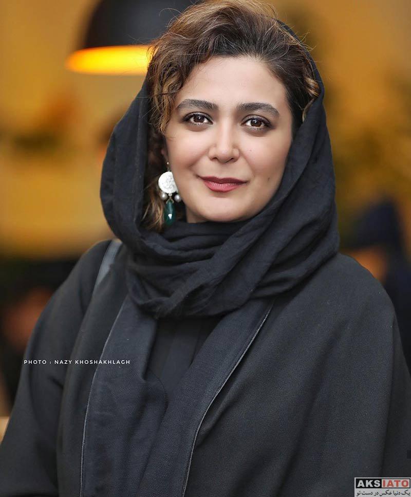 بازیگران جشنواره جهانی فیلم فجر  الهام کردا در سی و هفتمین جشنواره جهانی فیلم فجر (۳ عکس)