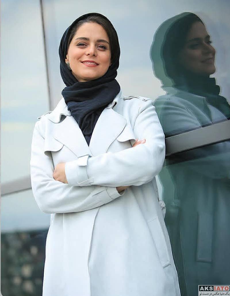 بازیگران بازیگران زن ایرانی جشنواره جهانی فیلم فجر  غزل شاکری در سی و هفتمین جشنواره جهانی فیلم فجر (۴ عکس)