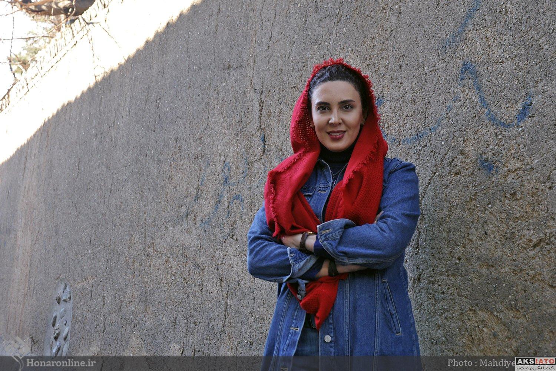 بازیگران بازیگران زن ایرانی  عکس های جدید لیلا بلوکات در فروردین ماه 98 (10 تصویر)