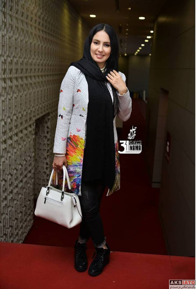 بازیگران بازیگران زن ایرانی جشنواره جهانی فیلم فجر  شیدا یوسفی در سی و هفتمین جشنواره جهانی فیلم فجر (4 عکس)