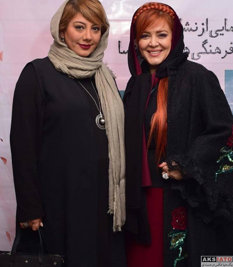 بازیگران بازیگران زن ایرانی  زهرا داوودنژاد بازیگر نقش نعیمه در سریال دنگ و فنگ روزگار (5 عکس)