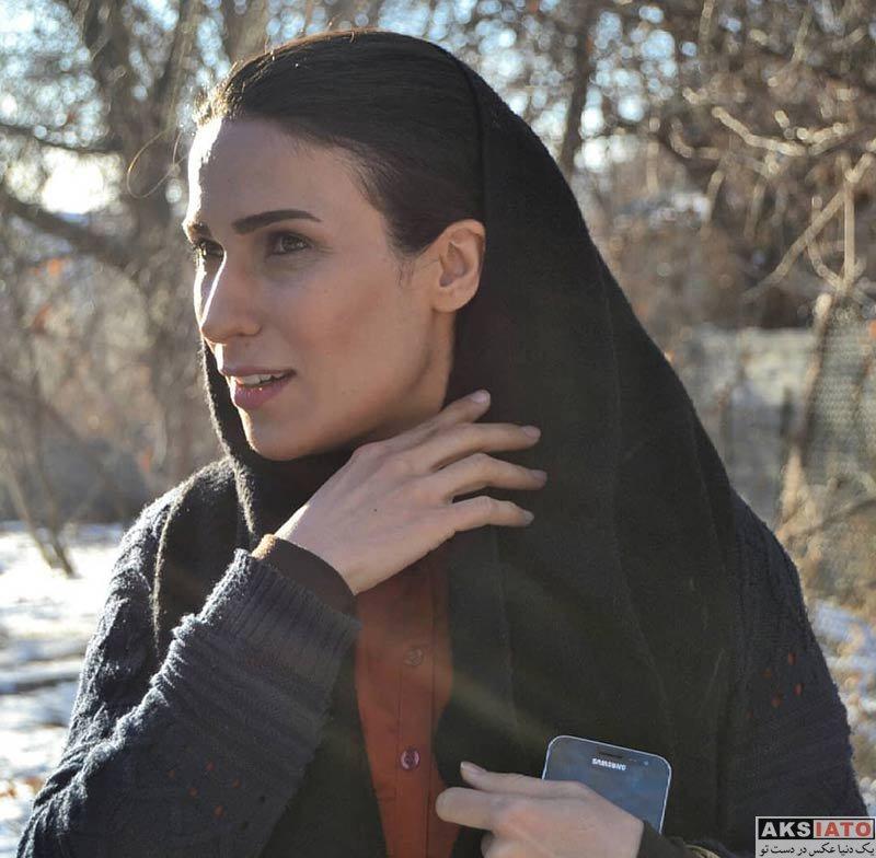 بازیگران بازیگران زن ایرانی  محبوبه صادقی بازیگر نقش سارا در سریال برادرجان (۸ عکس)