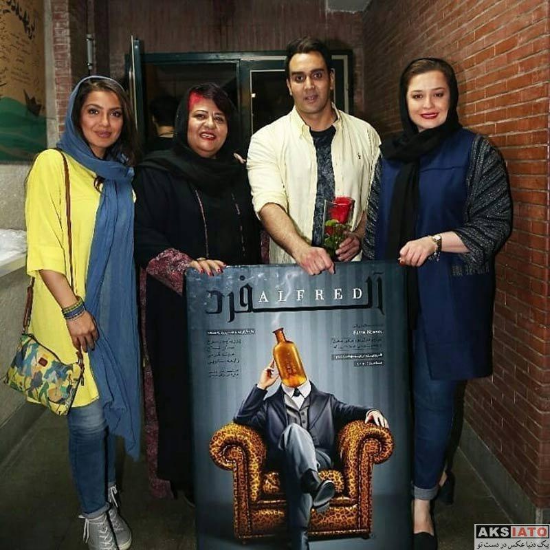 بازیگران بازیگران زن ایرانی  عکس های مهراوه شریفی نیا در اردیبهشت ماه 98 (8 تصویر)