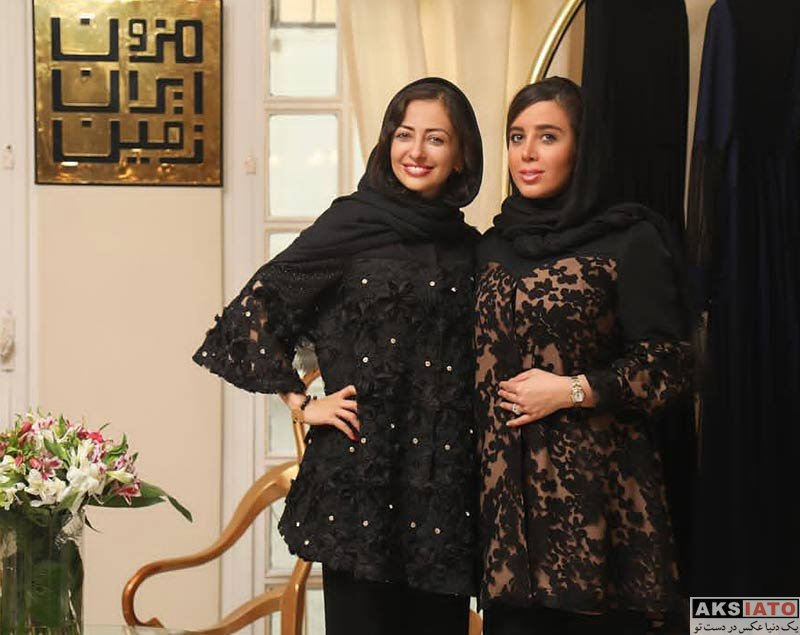بازیگران بازیگران زن ایرانی  عکس های نفیسه روشن در اردیبهشت ماه 98 (10 تصویر)
