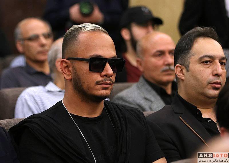 بازیگران فوت مشاهیر  گزارش تصویری مراسم ختم مرحوم بهنام صفوی (18 عکس)