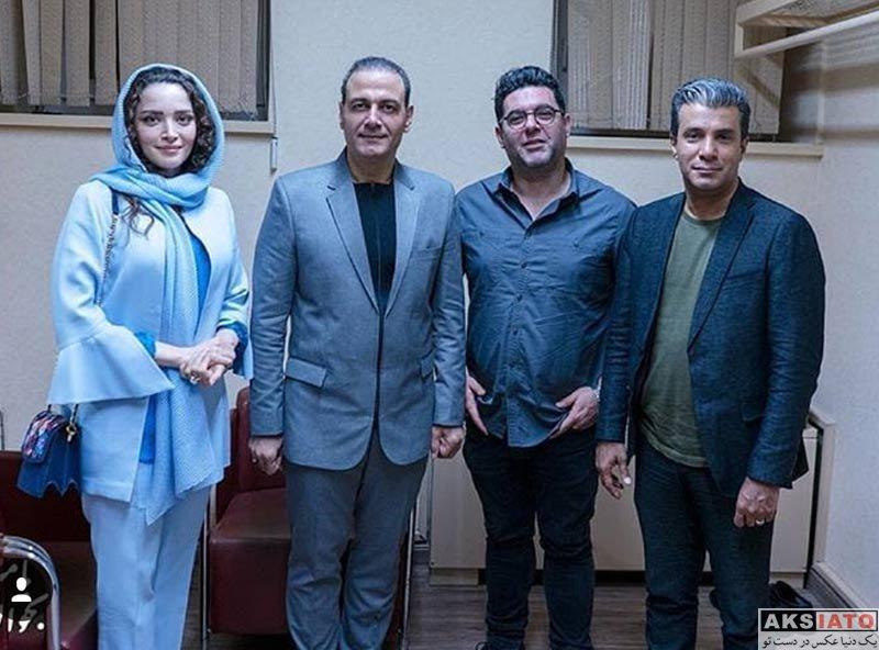 بهنوش طباطبایی در کنسرت علی قربانی (۳ عکس) - عکسیاتو