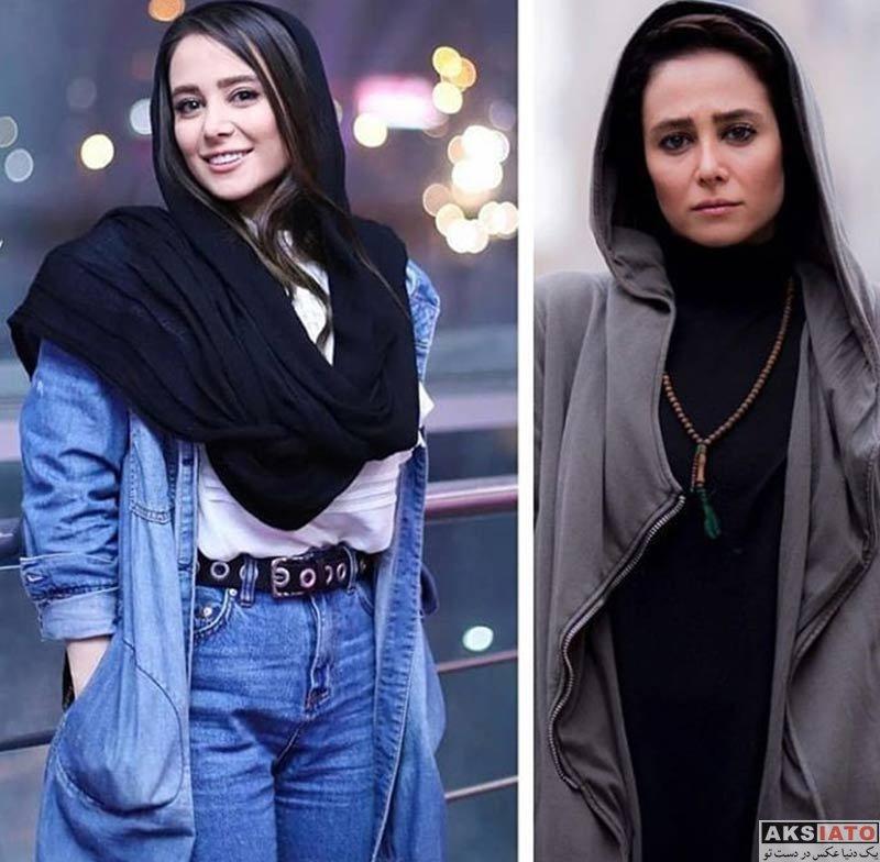 بازیگران بازیگران زن ایرانی  الناز حبیبی بازیگر نقش شادی در سریال دلدار (6 عکس)