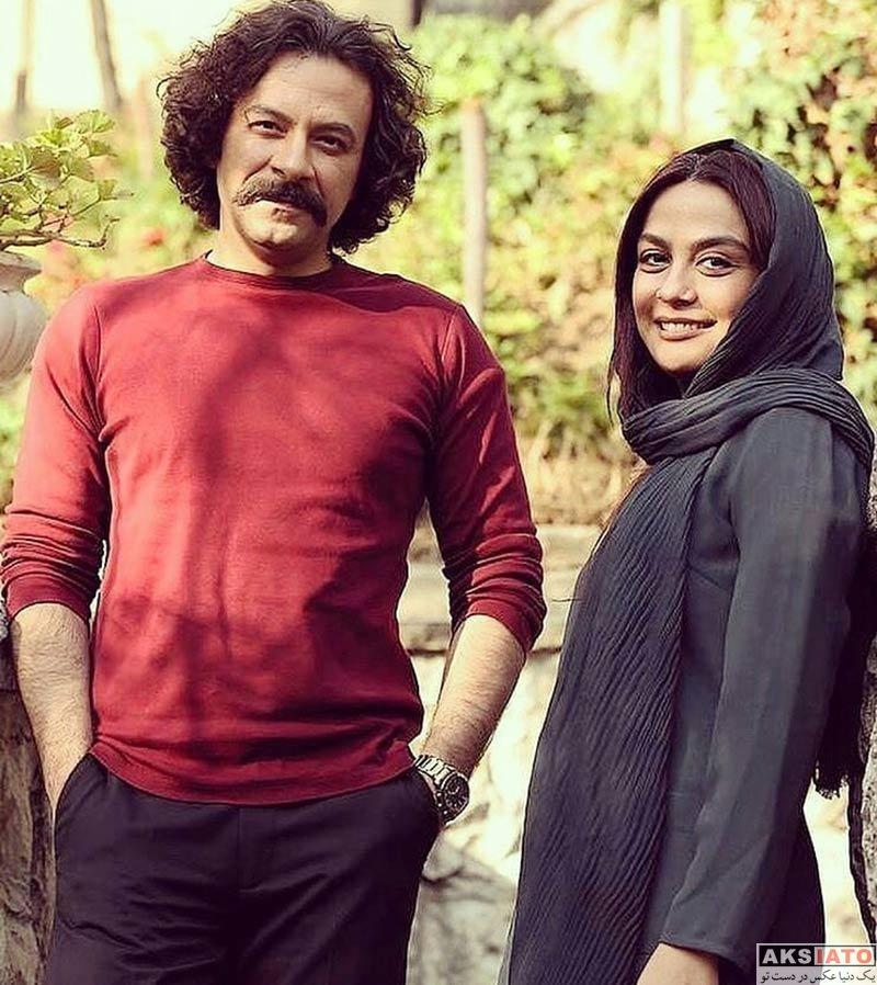 بازیگران بازیگران مرد ایرانی  حسام منظور بازیگر نقش چاوش در سریال برادرجان (6 عکس)