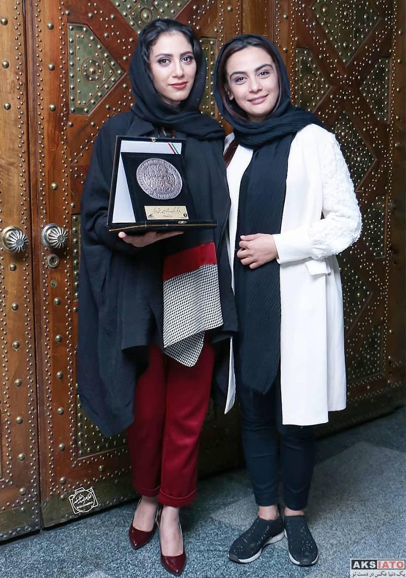 بازیگران بازیگران زن ایرانی  مارال فرجاد بازیگر نقش سارا در سریال برادرجان (6 عکس)