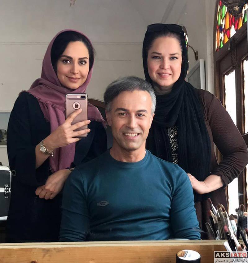 بازیگران بازیگران زن ایرانی  عکس های جدید مریم خدارحمی در اردیبهشت ماه 98 (8 تصویر)