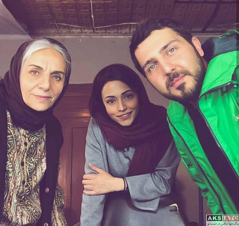 بازیگران بازیگران مرد ایرانی  محمدرضا غفاری بازیگر نقش آرش در سریال دلدار (۶ عکس)