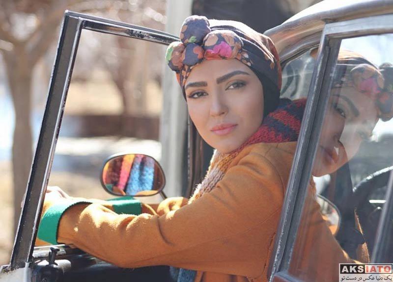 مونا کرمی بازیگر نقش بنفشه در سریال دلدار (۶ عکس) - عکسیاتو
