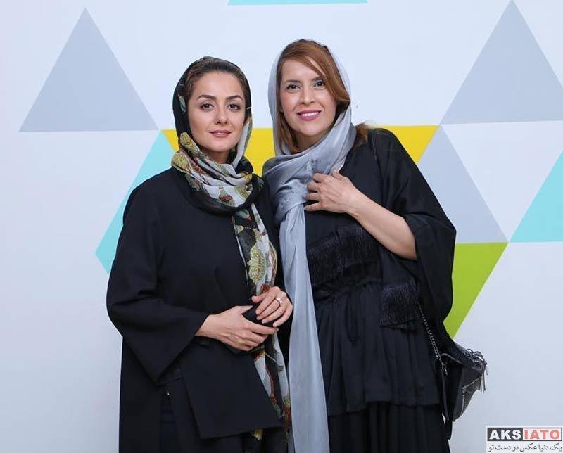 بازیگران بازیگران زن ایرانی  نازنین فراهانی در اکران مردمی فیلم نبات (2 عکس)