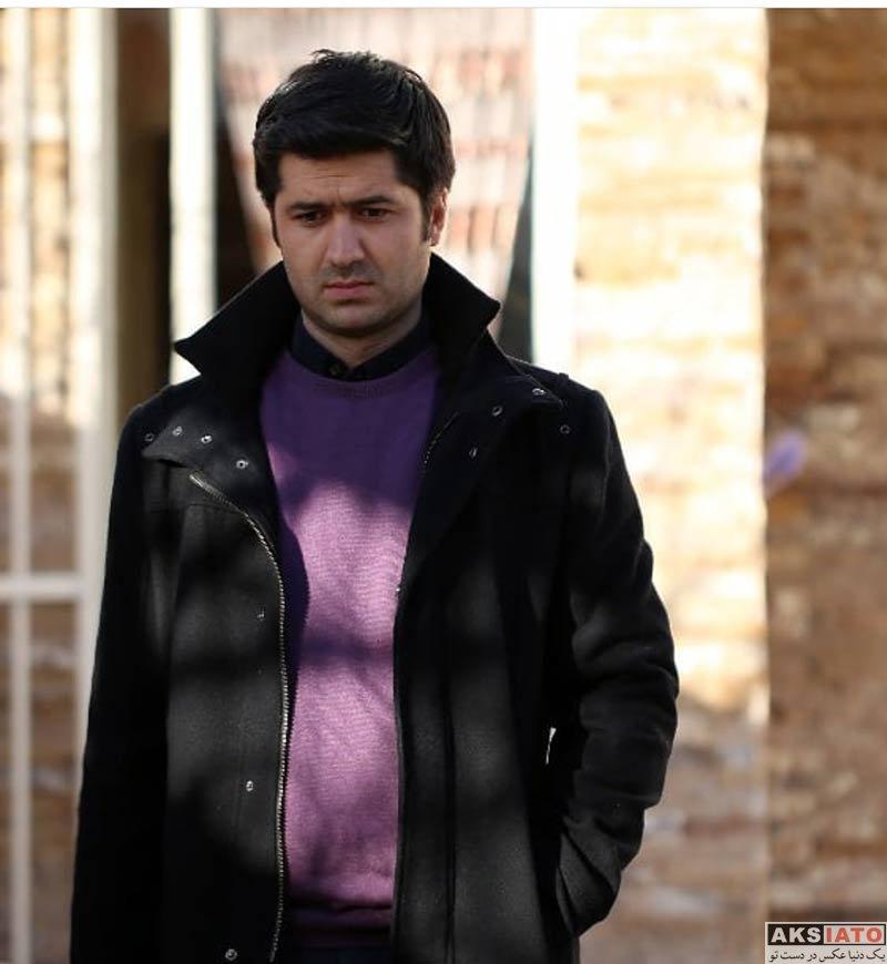 بازیگران بازیگران مرد ایرانی  سجاد دیرمینا بازیگر نقش رامین در سریال دلدار (۶ عکس)