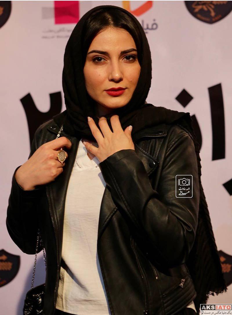 بازیگران بازیگران زن ایرانی  سمیرا حسن پور در مراسم رونمایی از مجوعه رالی ایرانی (۴ عکس)