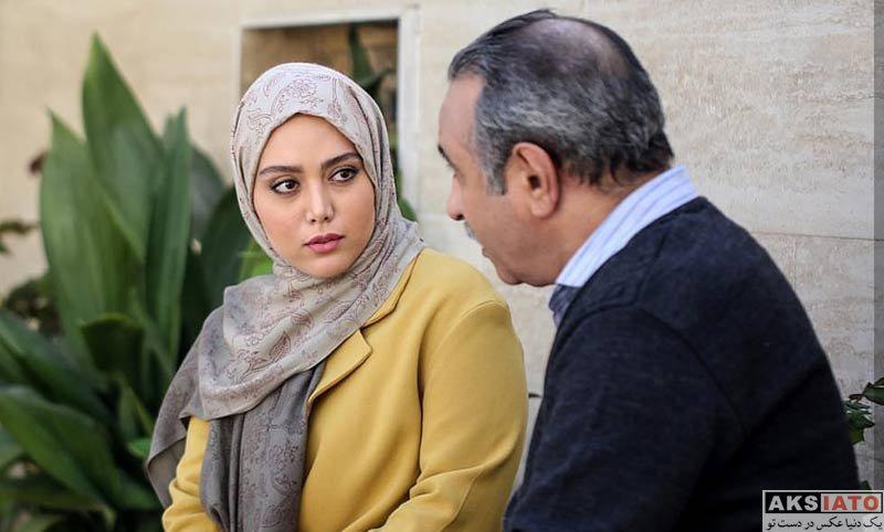 بازیگران بازیگران زن ایرانی  شادی مختاری بازیگر نقش ندا در سریال دلدار (6 عکس)