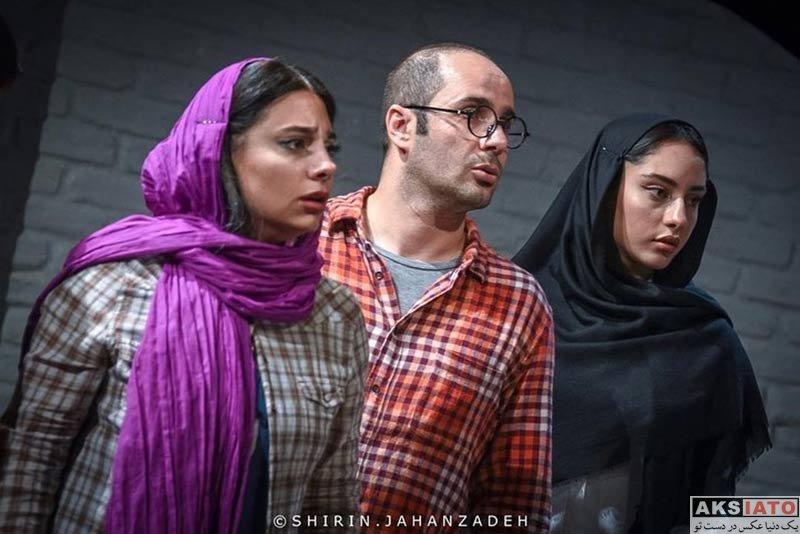 بازیگران بازیگران زن ایرانی  ترلان پروانه در نمایش حکم (4عکس)