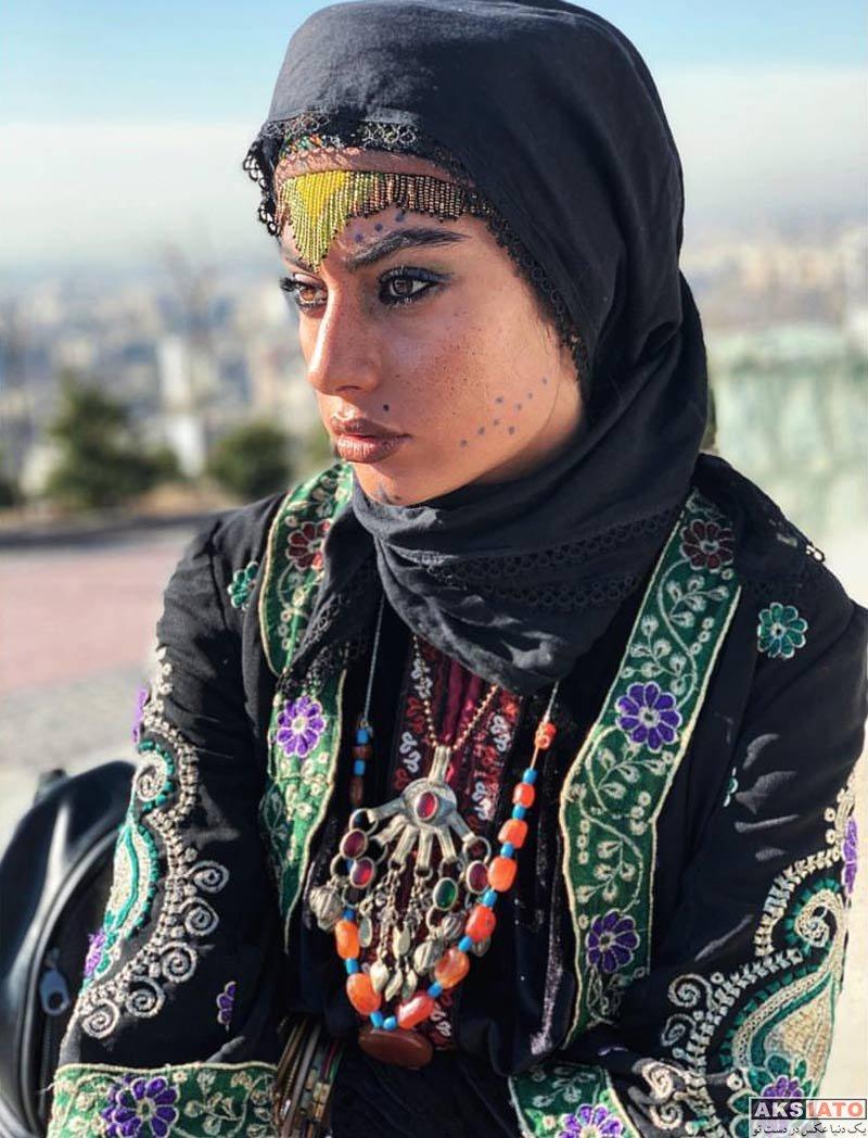 بازیگران بازیگران زن ایرانی  عکس های جدید ترلان پروانه در اردیبهشت ماه 98 (12 تصویر)