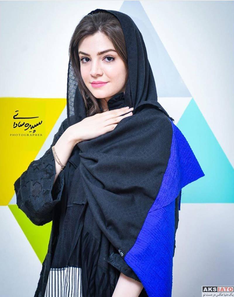 بازیگران بازیگران زن ایرانی  آوا دارویت در اکران خصوصی فیلم سامورایی در برلین (۳ عکس)