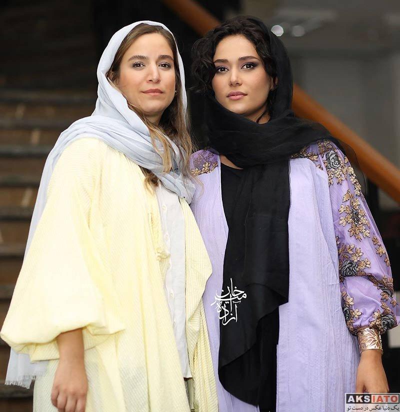 بازیگران بازیگران زن ایرانی  عکس های پریناز ایزدیار در دومین اکران مردمی فیلم «سرخ پوست»