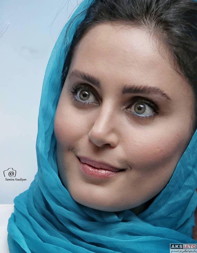 بازیگران بازیگران زن ایرانی  عکس های الناز شاکردوست در اکران مردمی فیلم «شبی که ماه کامل شد»