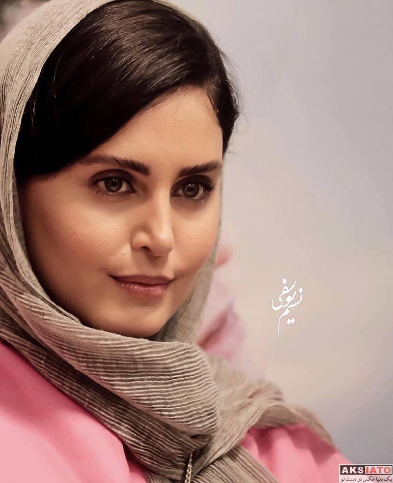 بازیگران بازیگران زن ایرانی  الناز شاکردوست در اکران مردمی فیلم شبی که ماه کامل شد (6 عکس)