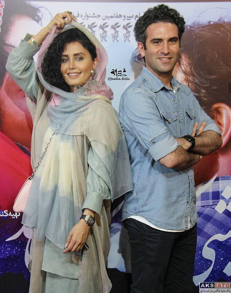 بازیگران بازیگران زن ایرانی  اکران مردمی فیلم شبی که ماه کامل شد با حضور الناز شاکردوست