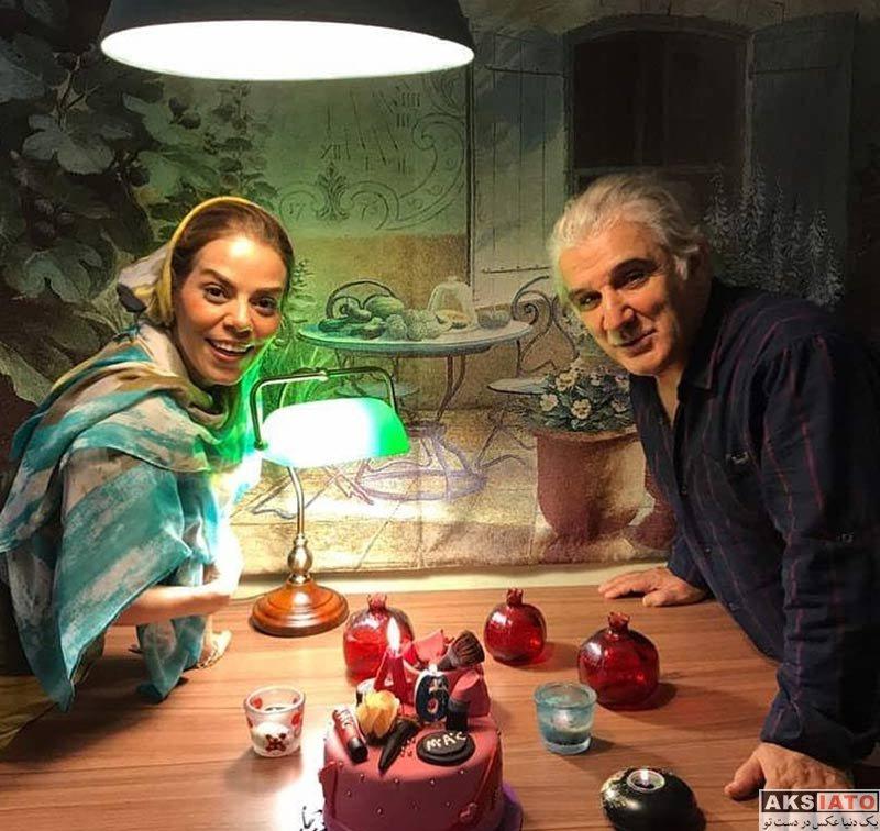 خانوادگی  مهدی هاشمی و همسر دومش مهنوش صادقی (6 عکس)