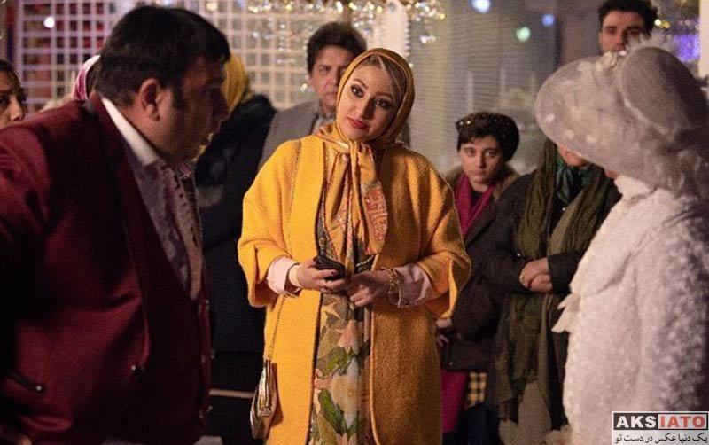 بازیگران بازیگران زن ایرانی  عکس های مهسا کاشف در سریال سال های دور از خانه (4 عکس)