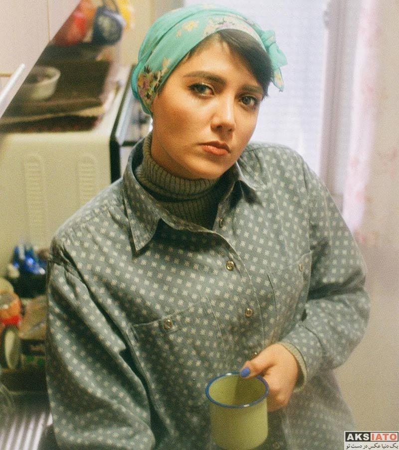 بازیگران بازیگران زن ایرانی  ندا عقیقی بازیگر نقش افسانه چاوش در سریال بردارجان (6 عکس)