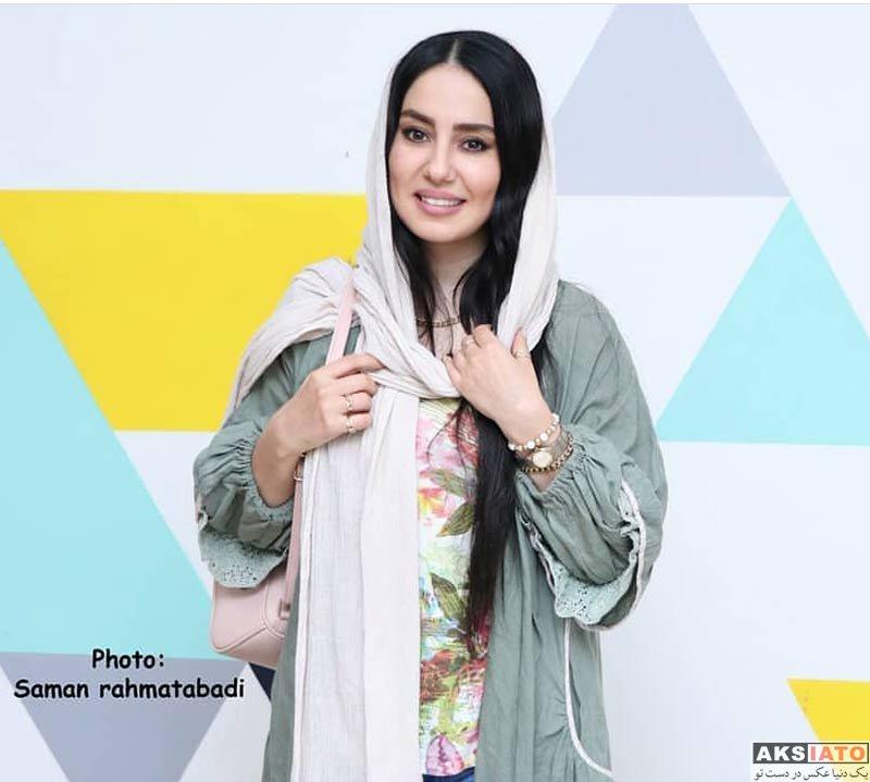 بازیگران بازیگران زن ایرانی  شیدا یوسفی در اکران خصوصی فیلم سامورایی در برلین (۳ عکس)