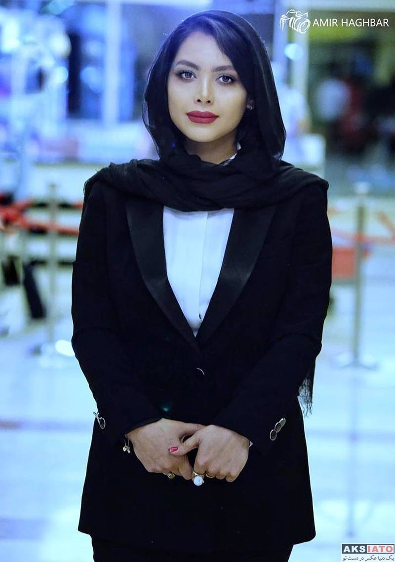 بازیگران بازیگران زن ایرانی جشن تولد ها  آیدا جعفری در نوزدهمین جشن حافظ (۲ عکس)