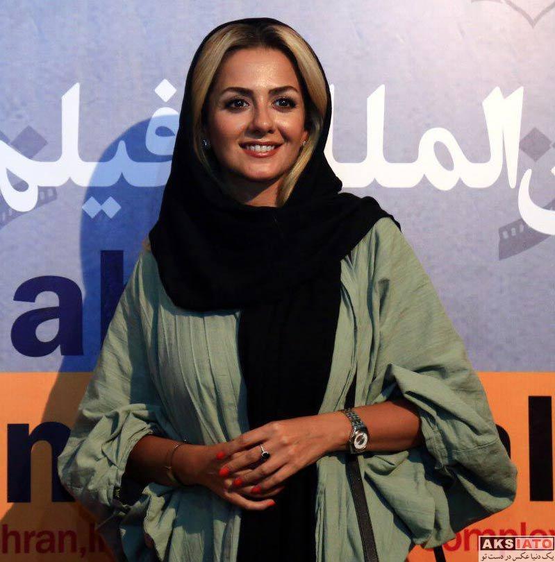 بازیگران بازیگران زن ایرانی  بیتا سحرخیز در روز دوم هفتمین جشنواره فیلم شهر (2 عکس)
