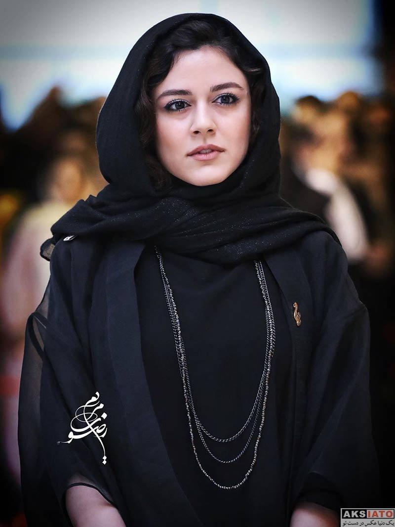 بازیگران بازیگران زن ایرانی جشن حافظ  ماهور الوند در نوزدهمین جشن حافظ (4 عکس)
